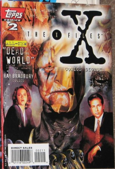 X-Files comic digest number 2
