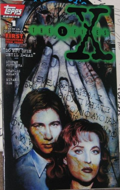X-Files comic number one